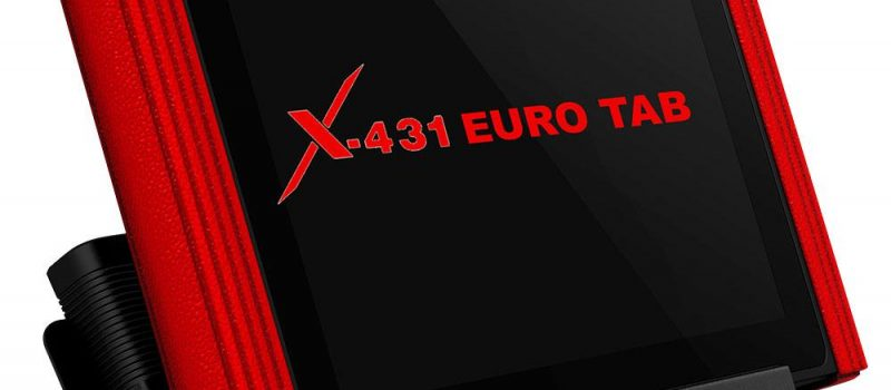 Découvrez en vidéo l'outil de diagnostic X-431 EURO TAB de chez LAUNCH